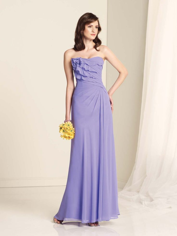 47 best Bridesmaid dresses images on Pinterest   Bridal dresses ...