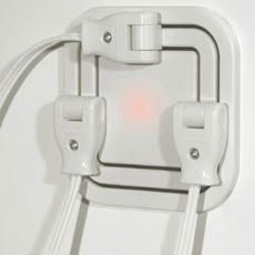 Node Electrical Outlet #IncredibleThings - eliminates powerstrips -- just plug in anywhere on the square