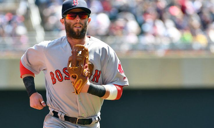 Red Sox infielder Dustin Pedroia leaves game with wrist injury = Monday afternoon's Boston Red Sox-Chicago White Sox battle will not feature a full-game Dustin Pedroia performance. The Red Sox lost their second baseman after.....