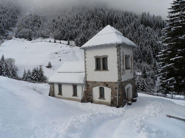 Neustift im Stubaital-Ranalt, Ortskapelle Hl. Georg (Innsbruck Land) Tirol AUT