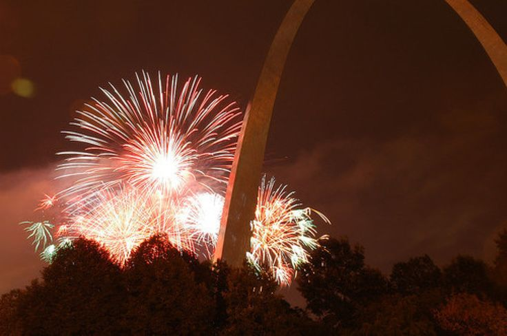 For many Americans, July 4th is a family holiday -- it involves backyard barbecues, maybe a parade through town, and a local fireworks show.  Some people, however, have dreams of celebrating the nation's birthday with more pizzazz, out of town.