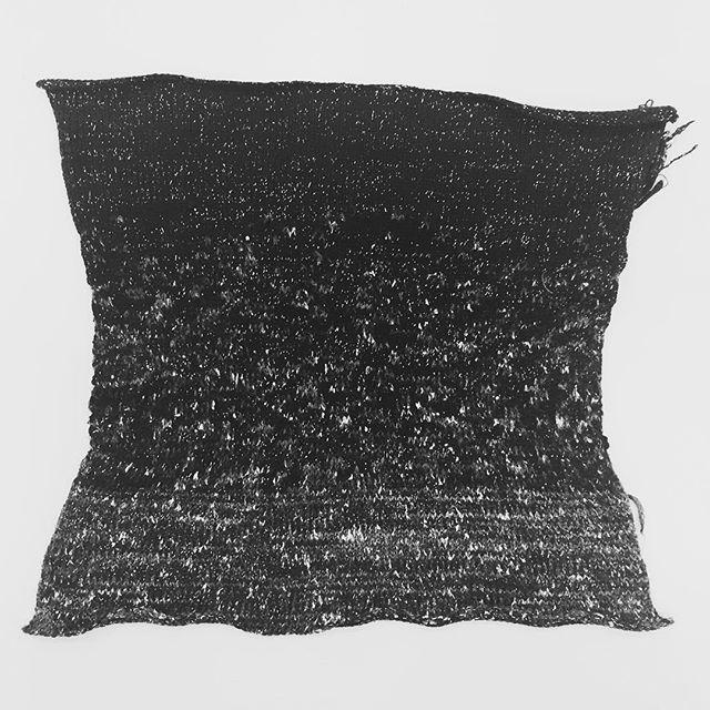 37 days #textiledesign #textiles #knit #knitting #interstellar