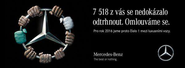 Mercedes-Benz je jednička! | Mercedes