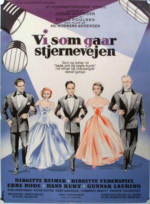 Vi som går stjernevejen (1956)