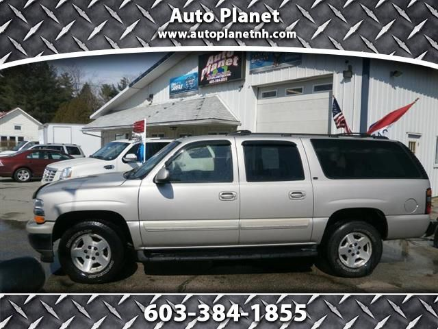 Used 2005 Chevrolet Suburban 1500 4WD for Sale in Manchester NH 03103 Auto Planet, LLC