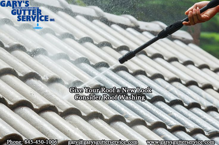 Give Your Roof a New Look Consider Roof Washing