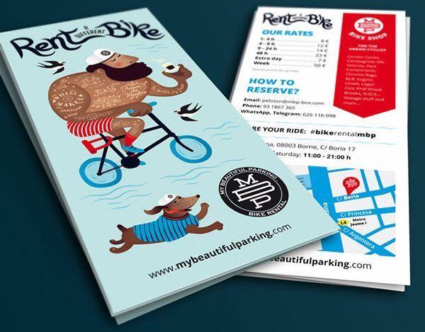 50 flyers pour nourrir votre inspiration graphique | BlogDuWebdesign