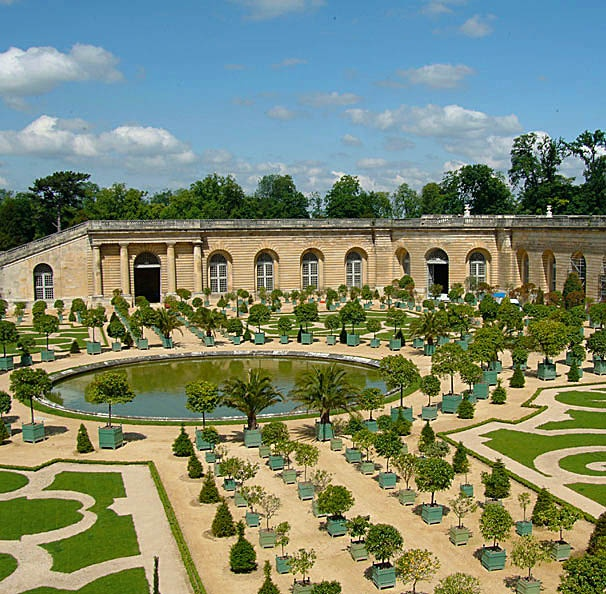 Trend The Grand Trianon Versailles GardenPalace