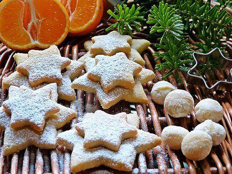 Vánoční cukroví - www.helencina-sbirka-receptu.com