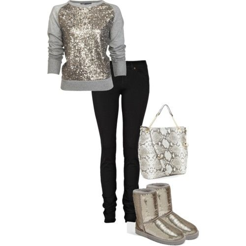 I love this ugg boot outfit ! [ Ugg Boots Cyber Monday www.onestopmotion... ] ugg Cyber Monday View More: www.yi5.org