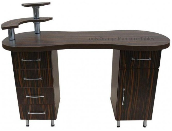 Manicure Table MT41 in Makassar & Venge £229