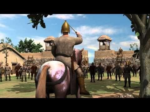 Historia de la caída de  Numancia - YouTube