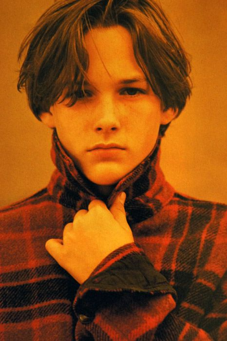 Brad Renfro. Obsessed with him when I was younger.