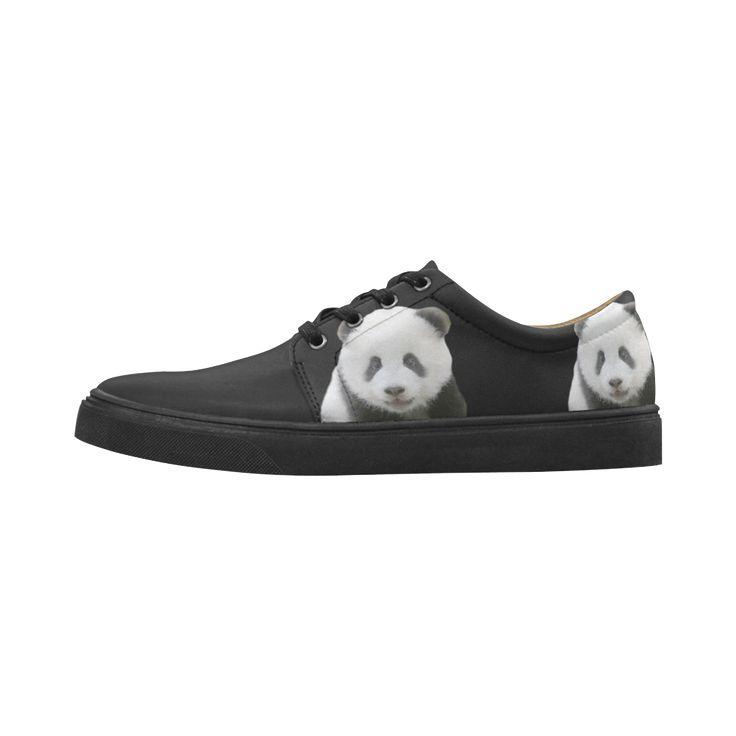 Panda Bear Cygnus Pointed Toe Women