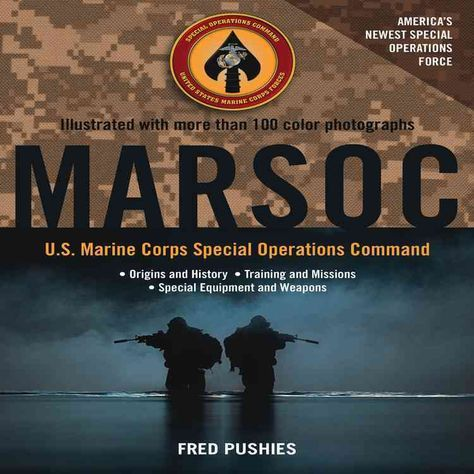 M A R S O C: U.S. Marine Corps Special Operations Command