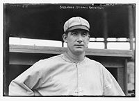 Roger Bresnahan, St. Louis, NL (baseball) (LOC).jpg Catcher Washington Senators & Chicago Cubs