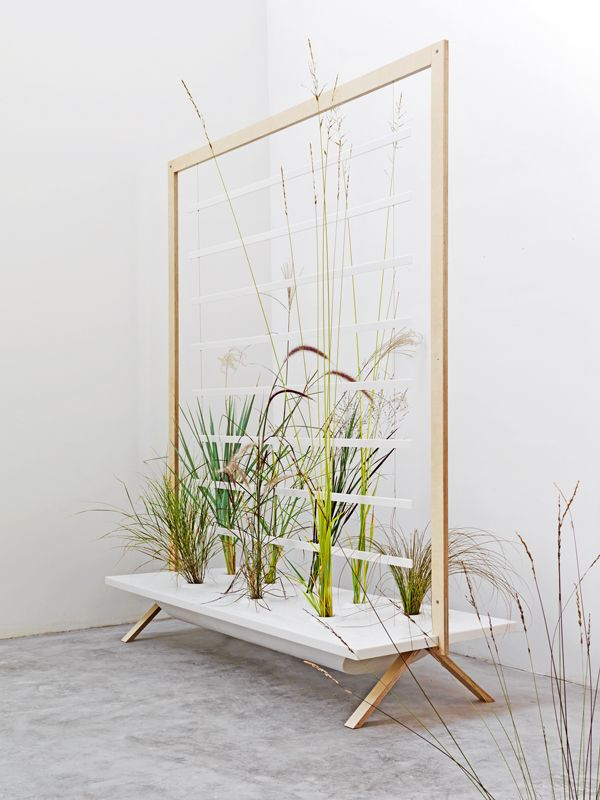 Modern gardening- portable, sleek, beautiful, and regulates potentially invasive home garden species.