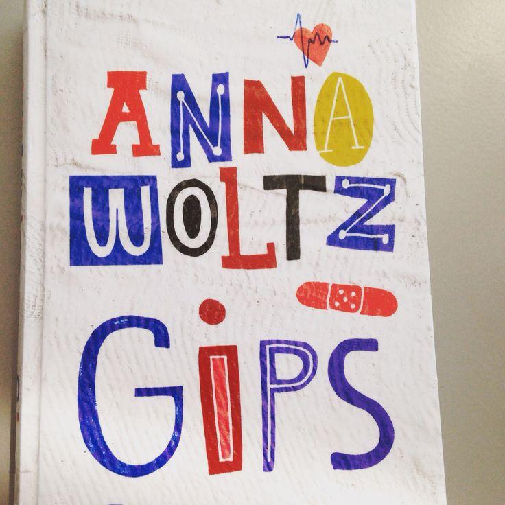 40/53 Gips van Anna Woltz. Heel mooi jeugdboek.