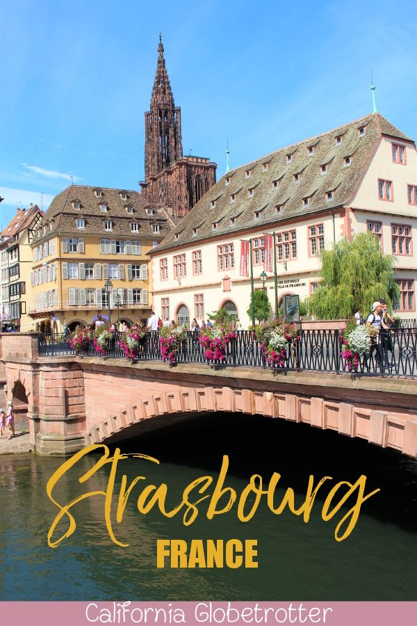 The Beauty of Strasbourg, France