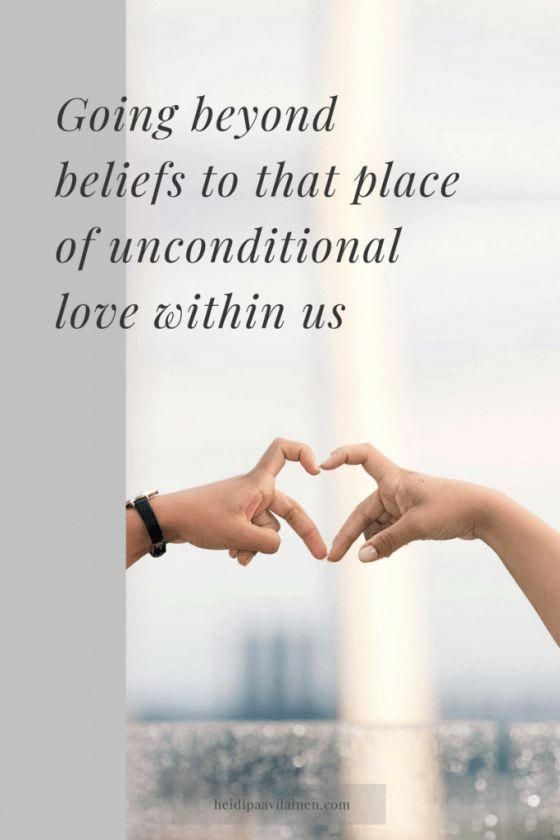 How to fix relationship unconditional love