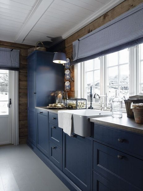 stylish scandinavian cottage design,log cabin design in Norway