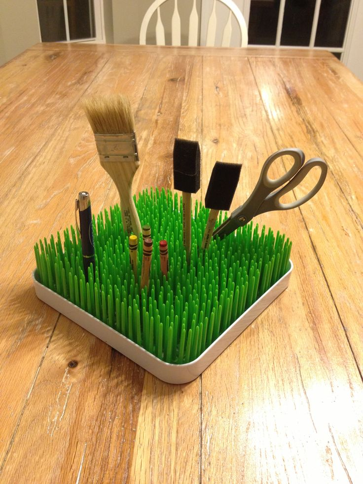 8 Best Images About Grass Crafts On Pinterest Crafts