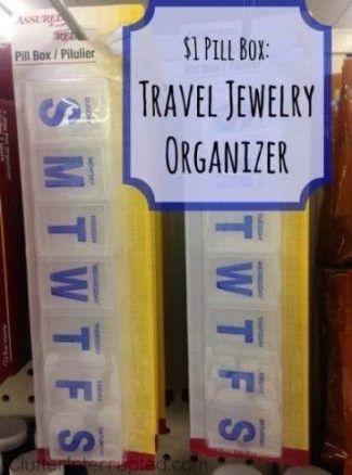 Best makeup organization diy travel dollar stores 19 ideas