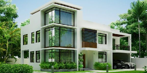 Exterior Design of Residential Buildings Modern Elevation Design of Residential Buildings House Design and Residential Architecture