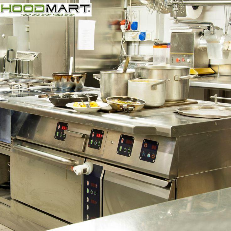 Industrial Kitchen Ventilation Hoods: 18 Best HoodMart Products Images On Pinterest