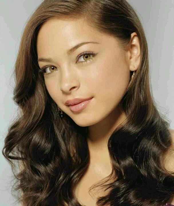 Kristin played Lana Lang on Smallville