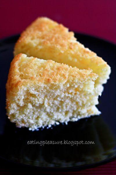 Orange Cake (Bake In Rice Cooker) 电饭锅做蛋糕