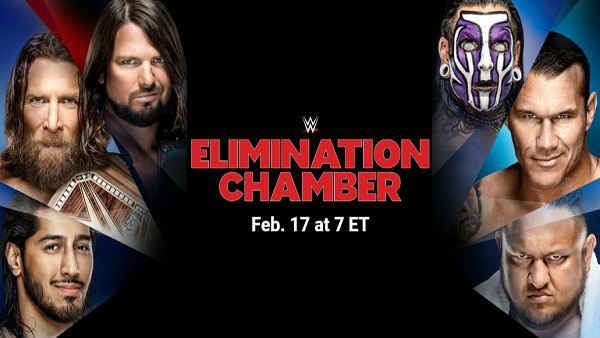 Wwe Elimination Chamber 2 17 2019 Full Show Online Bollyrulez Wwe Ppv Wwe Events Tna Impact Wrestling