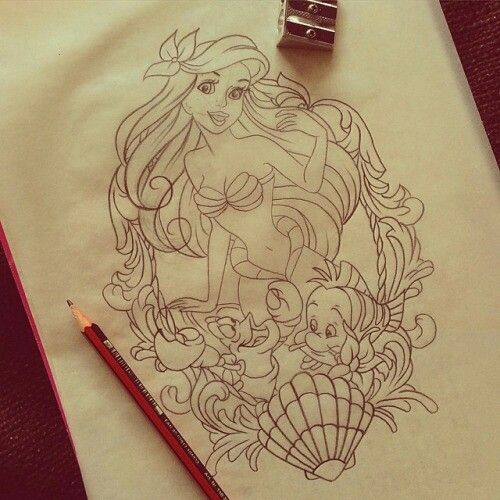 4973 best disney tattoos images on pinterest animated for How to shower with a new tattoo