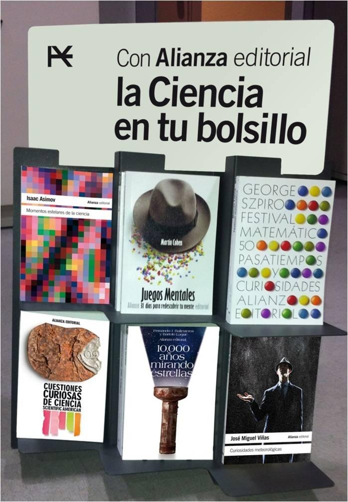 La Ciencia en tu bolsillo.