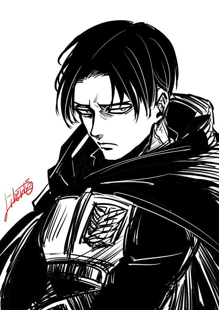 Levi Ackerman | Shingeki no Kyojin