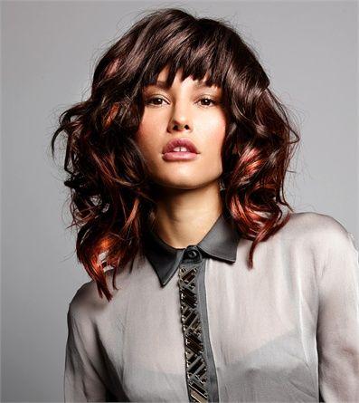 Colore capelli estate 2015 shatush