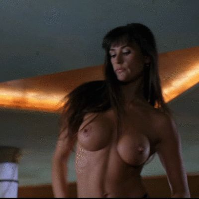 Demi moore striptease naked video are