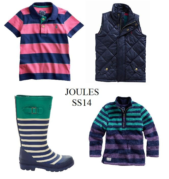 Here is a sneaky peak at our SS14 collection of Joules. We have some lovely items on the way in to our little shop ready for this fabulous summer weather (we hope). They will be on sale on the website from January and will be out for sale in the shop from March... visit our website www.primarycolour... for #SALE items from #aw13 and for first dibs on #ss14 #joules #wellies #polo #pink #bright #colourful #fleece #summer #spring #gilet #new #primarycolours #quality #clothes #childrenswear
