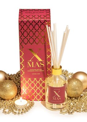 Elume Signature Cinnamon Spice and Berries Christmas Diffuser