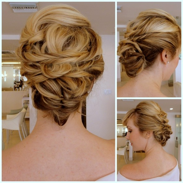 Wedding Hair Bliss {in Beverly Hills}   Engaged & Inspired