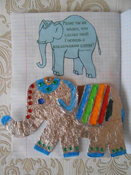 Animals in Quran: elephant