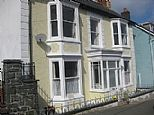 Holiday House in New Quay, Ceredigion, Wales W1620
