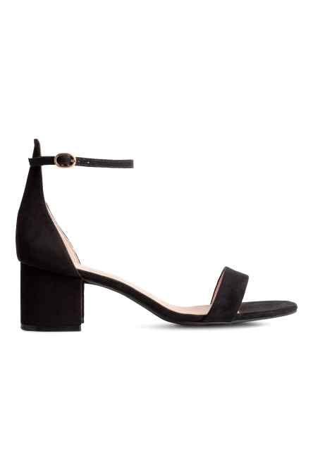 Sandales avec bride