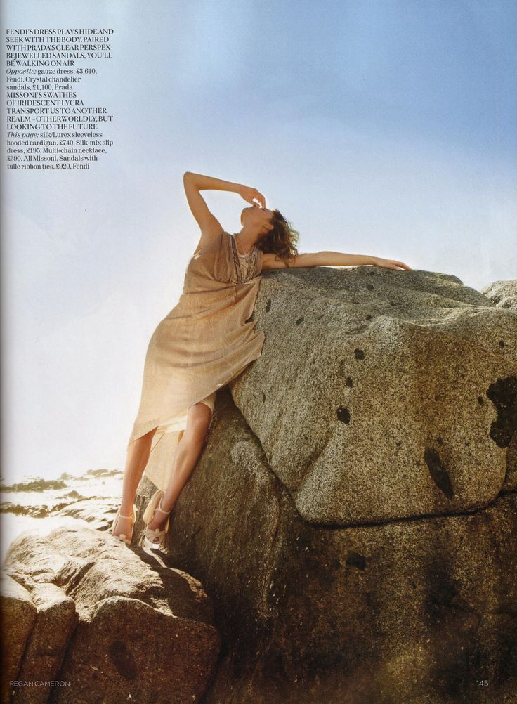☆ Constance Jablonski   Photography by Regan Cameron   For Vogue Magazine UK   May 2010 ☆ #constancejablonski #regancameron #vogue #2010