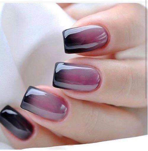 Stunning mixed colours manicure nail art #nailart #Manicure #nails #design #nailphotography #beautiful