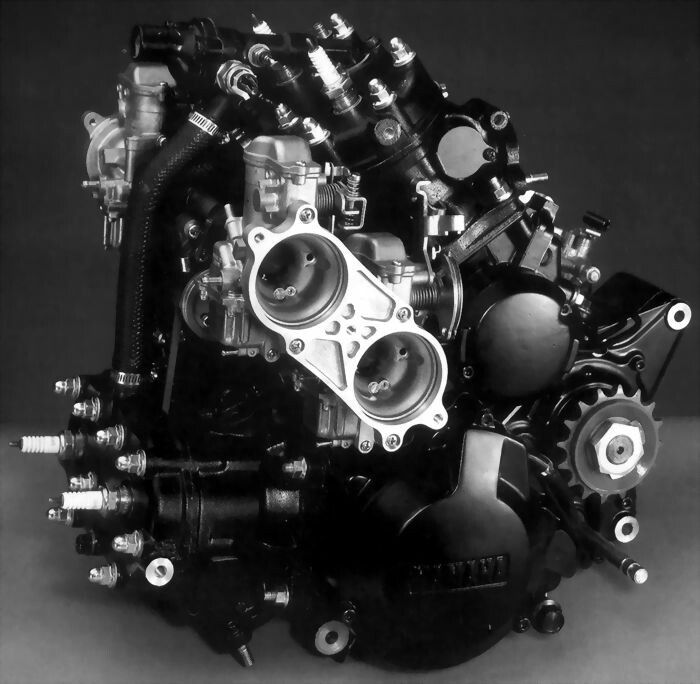 Engine rd500