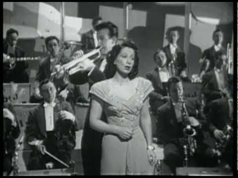 """""""You Made Me Love You"""" - Harry James / Helen Forrest from the movie """"Private Buckaroo"""" 1942"""
