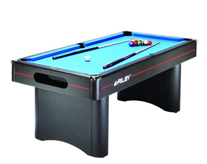 6 Foot Riley Home Pool Table (JL 2C+)
