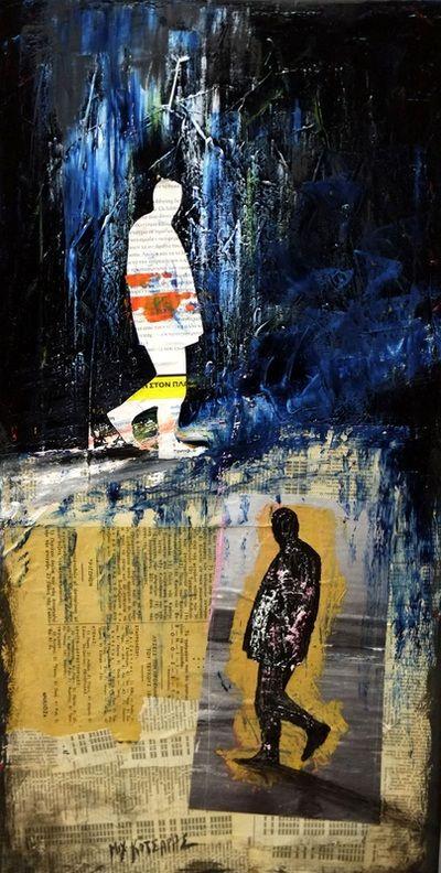 Paintings 2014 - Michalis Kotsaris Art