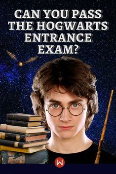 Quiz: Can You Pass The Hogwarts Entrance Exam? | Harry